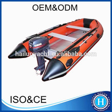 High quality PVC inflatable sport boat / speed boat/ rowing boat