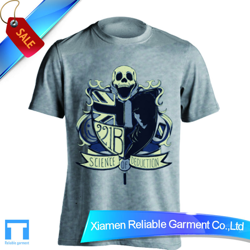 Bulk buy from China! Best selling products!Custom t shirt for men from China cheap online clothes shopping