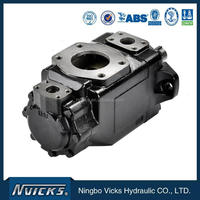 Parker hydraulic high pressure oil pump