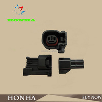 DJ7027-2.3-11/21 Auto EV6 fuel injector female and male connector