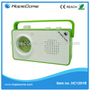 (HC1201R) 2014 new arrival radio alarm digital clock wholesale art and craft supplies