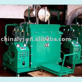 High Vacuum Oil Purifier For Refrigerant Oil