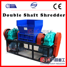 Widely Used Tire Shredder Double Shaft Shredder Low Cost Shredder With High Quality For Sale