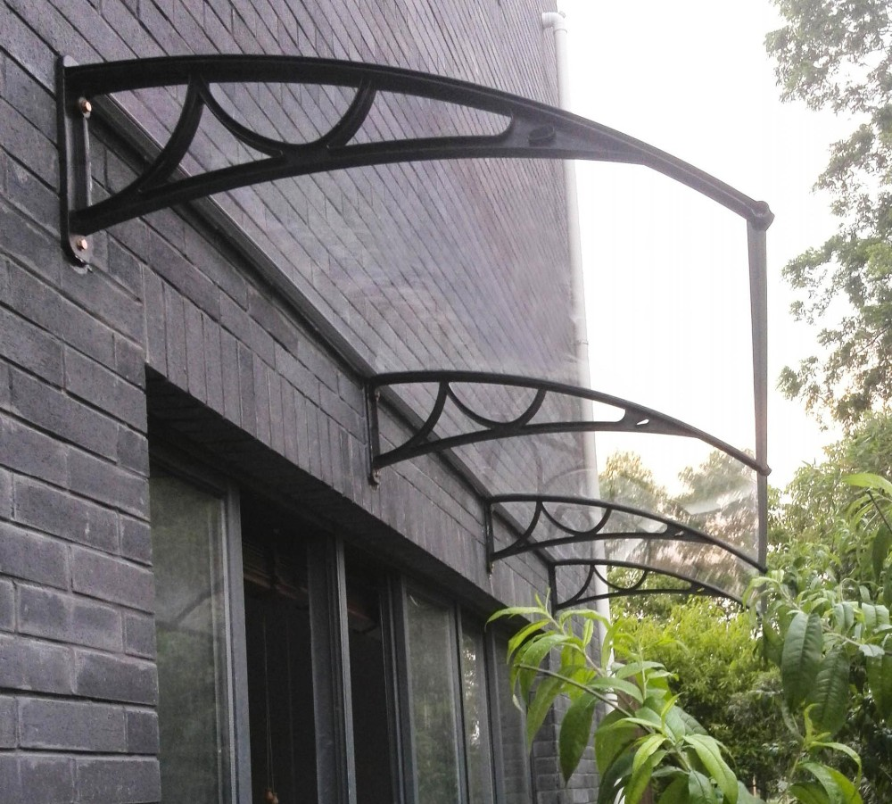 UV-coating balcony roof covering gazebo awnings outdoor canopy