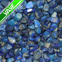 Commercio all'ingrosso Lucido <span class=keywords><strong>Lapis</strong></span> <span class=keywords><strong>Lazuli</strong></span> Tumbled Stones