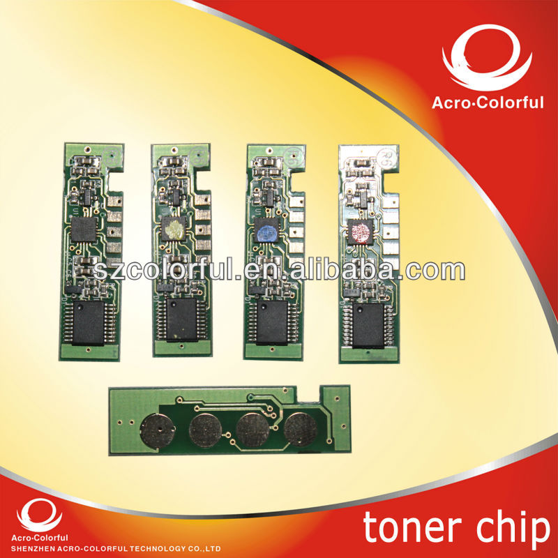 CLP-360/362/363/364/365/367W/368/CLX-3300/3302/3303/3304/3305/3305W/3307FW reset cartridge toner chip for samsung clp 360 clp360