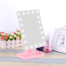 Led vanity magnifying mirror with lights, vanity light mirror