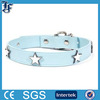 Dog fashion collar wholesale products pet leather collar by L.F Company