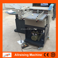 Full Automatic High Speed Z Folding Paper Towel Machine with Creasing Function