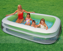 Factory wholesale Original INTEX 56483 small family play pool, inflatable swimming pool, sea ball p