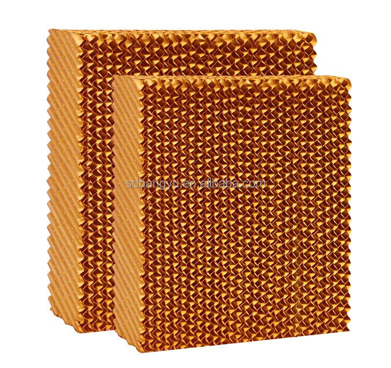 Greenhouse poultry 7090 honeycomb evaporative cooling pad