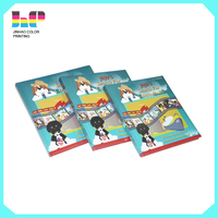 Customized high quality islamic children book printing