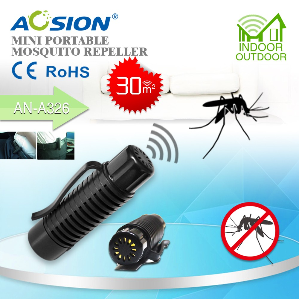 Aosion Black Bat 1 Led Electric Mosquito Repellent