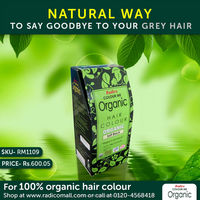Best Natural Organic Hair Color without PPD