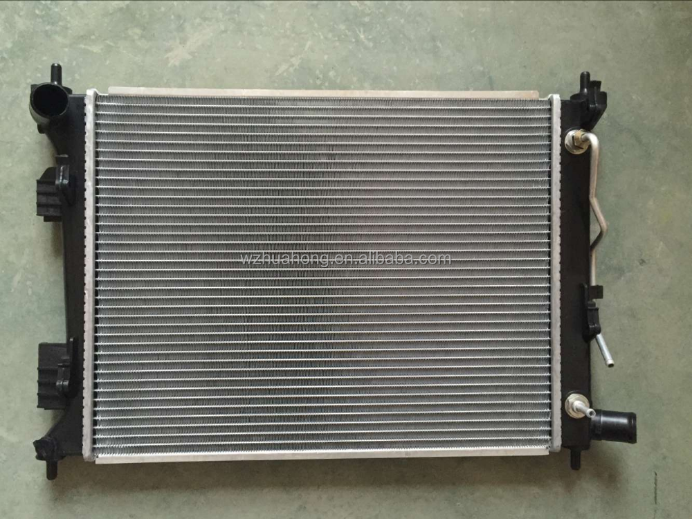 Brazing Radiator for HYUNDAI ACCENT 2012 / KI A RIO 2011 OEM: 25310-1R050