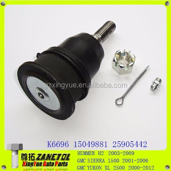 K6696 15049881 25905442 Upper Ball Joint For Hummer H2 GMC