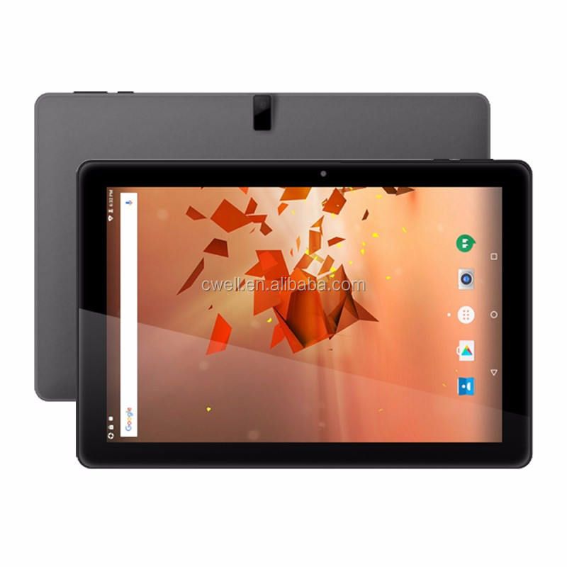 10.1 Inch HD Touch Screen UNIWA Tab H100 Quad Core 16GB ROM 2 In 1 Android Mini Laptop Computer