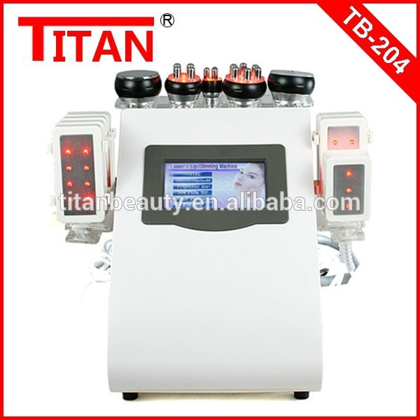 TB-204 Ultrasonic Wave Weight Loss Machine / Best Slimming Instrument Cavitation Lipolaser
