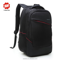 Ready Stock Free Shipping!!! Back Massage Function Design Classic Black Branded Computer Laptop Backpack Men Bag