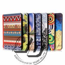 Manufacturer Wholesale Printed Colorful Beautiful Case For new kindle 2014/kindle6/kindle touch tablet case