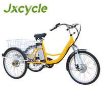 Jxcycle three wheel adult bicycle