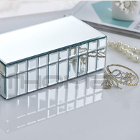 Wholesale Custom Beautiful Crystal Jewelry Box