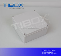 TIBOX hot sale high quality ABS VGA to av converter switch box 200X200X95mm