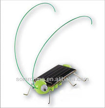 Solar rocking toy/solar power bugs toy for kids