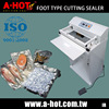 High Quality Foot type Heat Cutting Packaging Machine