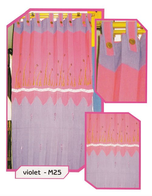 Valance Handmade Embroidered