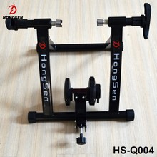 Hongsen Indoor Stationary Magnetic Foldable Bike Bicycle Home Trainer
