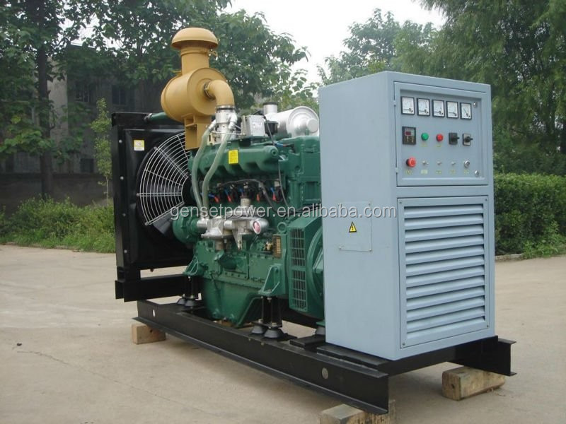 China suppliers 100kva to 800kva Electric Start lpg gas generators