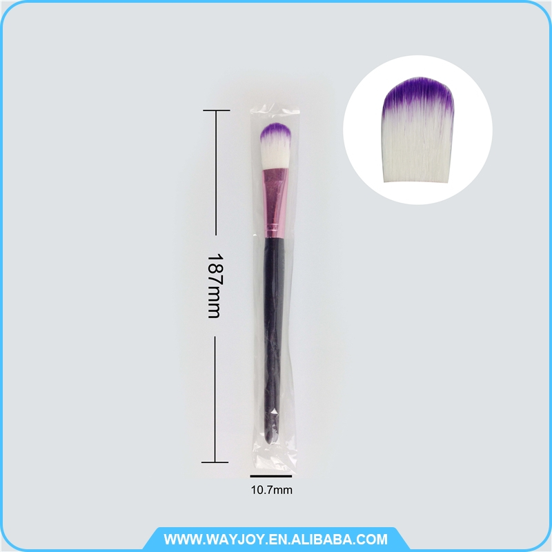 cosmetic makeup tool fat foundation brush