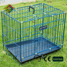 Wire mesh fencing dog kennel a large folding fashion wire pet cage