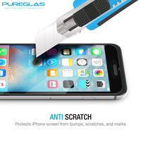 Premium Pureglas anti blue light screen protector for iphone 6 OEM/ODM