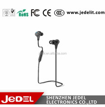 Good Quality In Ear FM Radio Have Bluetooth Stereo Microphone Ear Phone for Ringtones