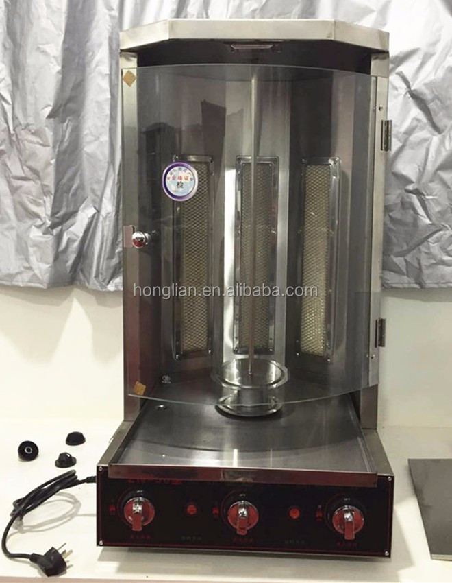 Small Size shawarma / kebab making machine for sale