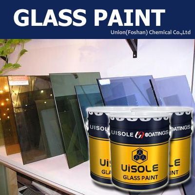 glass deco paint transparent color effect glass lacquer coating
