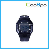 CooSpo heart rate monitor with pedometer Watch