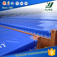 lightweight canvas fabric roof material