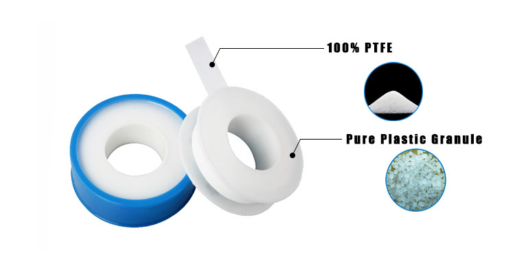 16mm Width Thread Sealant PTFE Sealing Tape sell well in Thailand