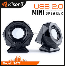 Computer Part 2.0 Mini Speaker With USB Cable For Video Chat
