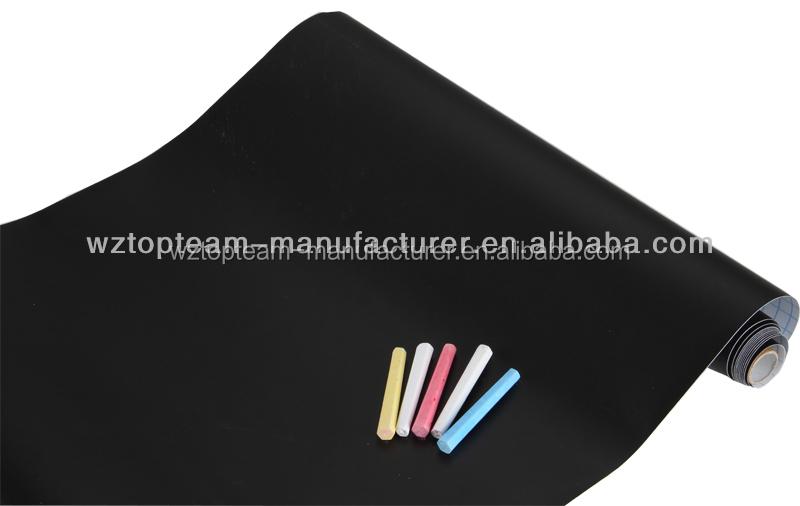 Pp de pl stico autoadhesivo pel cula pizarra para los - Plastico autoadhesivo ...