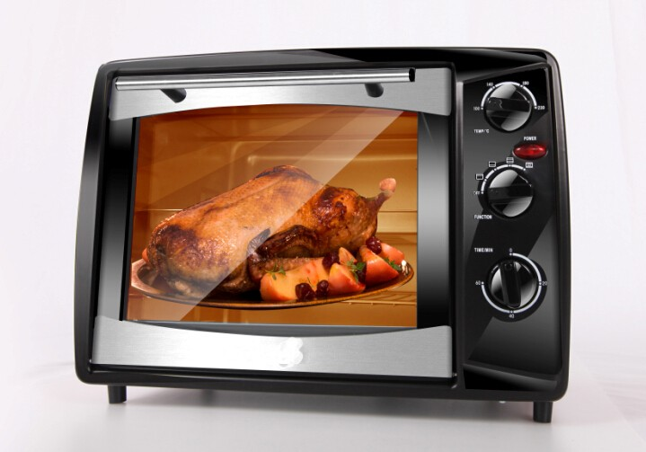 Kitchen Appliances portable electric oven, stainless steel bread electric oven / bakery bread machine