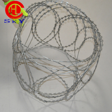 Made in china razor barbed wire razor barbed wire/razor blade barbed wire