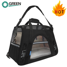 Expandable Foldable Washable Airline Approved Pet Carrier Soft-sided for dog