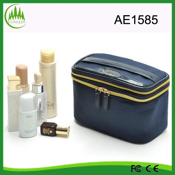 China Wholesale 2016 fashion nylon women makeup bag cosmetic bag