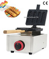 LPG Gas Lolly Waffle Commercial Waffle Stick Maker