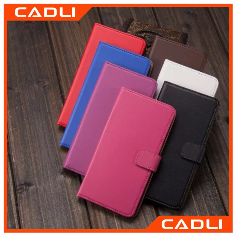 Hot Selling Card Slots Flip Wallet Leather Phone Case for Samsung Galaxy S7 S7 edge