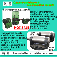two rollers straightening and calendering machine